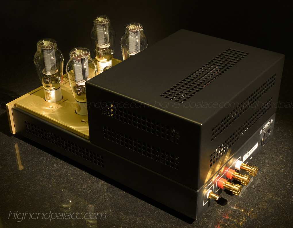 High End Palace Preamps Simple Quality Tube Amplifier Class A Hd Photography Done By Larry D Diaz For